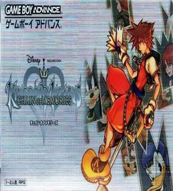 Kingdom Hearts - Chain Of Memories ROM
