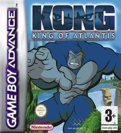 Kong - King Of Atlantis ROM