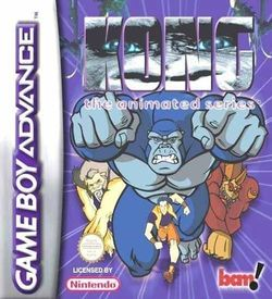 Kong - The Animated Series (Menace) ROM