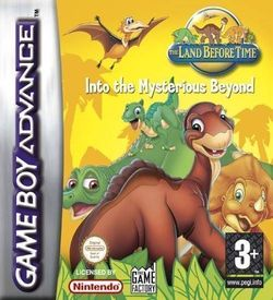 Land Before Time - Into The Mysterious Land ROM