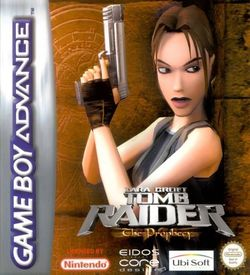 Lara Croft Tomb Raider - The Prophecy (Mode7) ROM