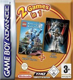 Lego 2 In 1 - Bionicle And Knights Kingdom (Supplex) ROM