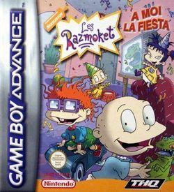Les Razmoket - A Moi La Fiesta ROM