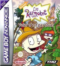 Les Razmoket - Voler N'est Pas Jouer ROM