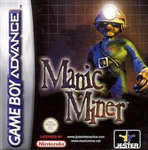 Manic Miner (Eurasia)