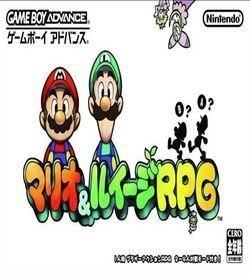 Mario And Luigi RPG ROM