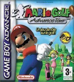 Mario Golf - Advance Tour ROM