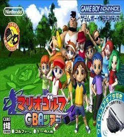 Mario Golf - Advance Tour (Eurasia) ROM