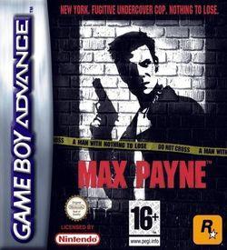 Max Payne Advance ROM