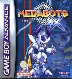 Medabots AX - Rokusho Version ROM