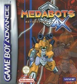 Medabots - Metabee Version (GBATemp) ROM