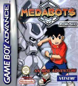 Medabots - Rokusho Version (GBATemp) ROM