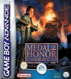 Medal Of Honor - Underground (Sir VG) ROM