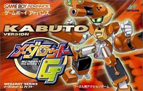 Medarot G - Kabuto Version (Chakky)