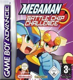 Megaman Battle Chip Challenge ROM