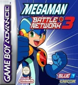 MegaMan Battle Network 3 Blue Version (Supplex) ROM