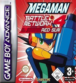 MegaMan Battle Network 4 Red Sun ROM
