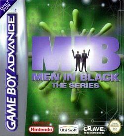 Men In Black - The Series (Eurasia) ROM