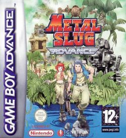 Metal Slug Advance (TRSI) ROM