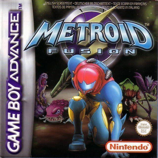 Metroid - Fusion (FlashAdvance)