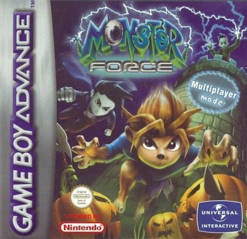 Monster Force (LightForce)