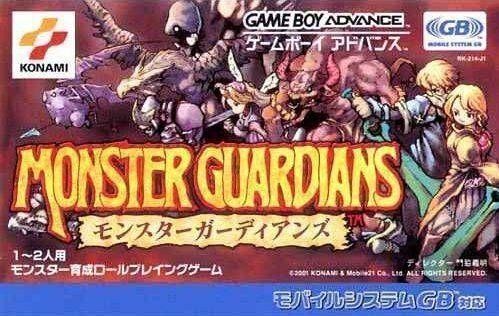 Monster Guardians (Rapid Fire)