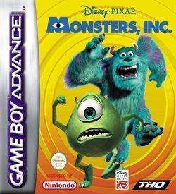 Monsters Inc. ROM