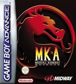Mortal Kombat Advance (GBANow) ROM