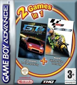 Moto GP & GT Advance 3 Double Pack ROM