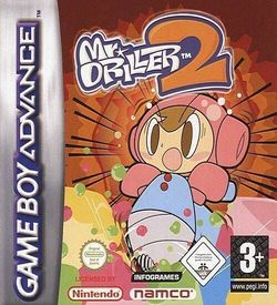 Mr. Driller 2 (Advance-Power) ROM