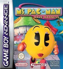 Ms. Pac-Man Maze Madness ROM
