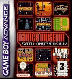 Namco Museum 50th Anniversary (sUppLeX) ROM