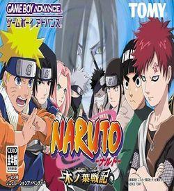 Naruto - Konoha Senki (Cezar) ROM