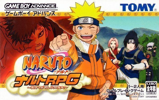 Naruto RPG - Uketsugareshi Hi No Ishi