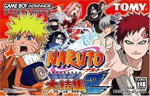 Naruto Saikyou Ninja Daikessyu 2 (Eurasia)