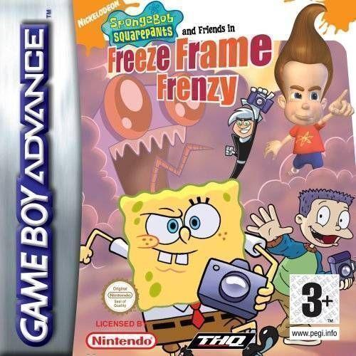 Nicktoons - Freeze Frame Frenzy