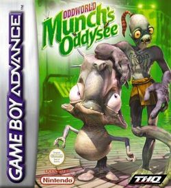 Oddworld - Munch's Oddysee ROM