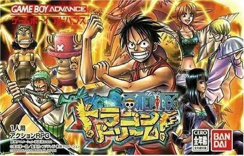 One Piece Dragon Dream