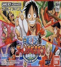 One Piece Going Baseball (Eurasia) ROM