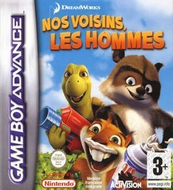 Over The Hedge ROM