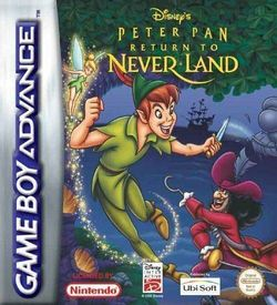 Peter Pan - Return To Neverland ROM
