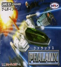 Phalanx - The Enforce Fighter A-144 (Eurasia) ROM