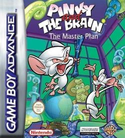 Pinky And The Brain - The Master Plan ROM