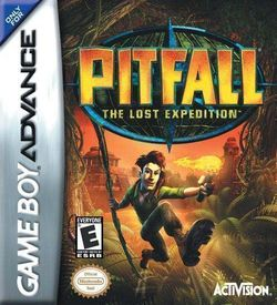 Pitfall - The Lost Expedition ROM