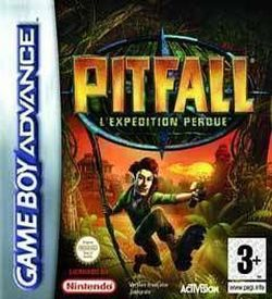 Pitfall - The Lost Expedition (Menace) ROM