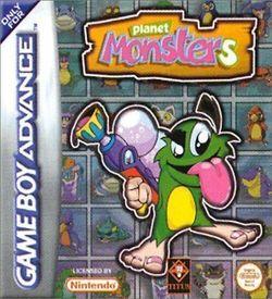 Planet Monsters (Rocket) ROM