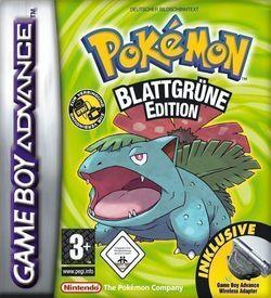 Pokemon Blattgrune ROM