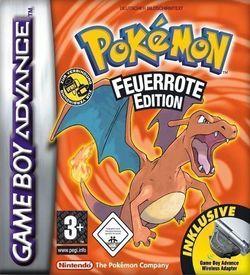 Pokemon Feuerrote ROM