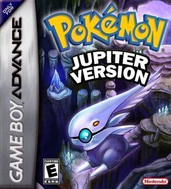 Pokemon Jupiter - 6.04 (Ruby Hack) ROM