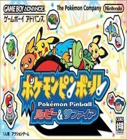 Pokemon Pinball - Ruby & Sapphire (Eurasia) ROM